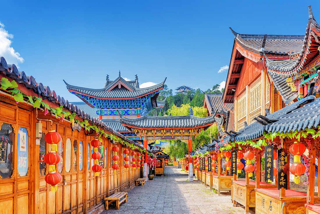 china viajar