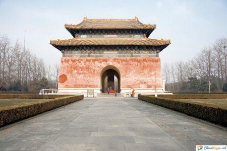 trece tumbas de la dinastía de Ming